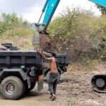 BKPH Maria Donggomasa Hentikan Aktivitas Galian C Ilegal di Kolo