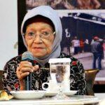Almarhumah Siti Maryam Dapat Tanda Kehormatan Dari Presiden RI