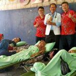 Meriahkan HUT RI ke-74, PSMTI Isi Gelar Kegiatan Donor Darah