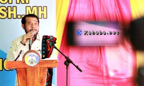 Ketua MK Ingatkan APH di Bima tidak Pilih-Pilih Kasus yang Didahulukan