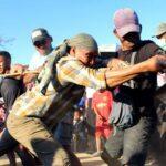 Momen Perayaan Kemerdekaan di Desa Raba Meriah