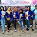 Mahasiswa STIE Pamerkan Produk Wilayah KKN di Gebyar Wirausaha