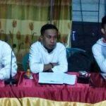 Penjaringan Bakal Calon Anggota BPD Desa Kombo Rampung