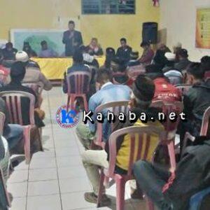 21 Orang Diusulkan Jadi Bakal Calon BPD Desa Kambilo