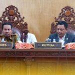 DPRD Kota Bima Sampaikan Laporan Hasil Reses