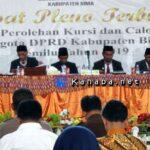 KPU Kabupaten Bima Tetapkan 45 Calon DPRD Terpilih, Ini Nama-Namanya