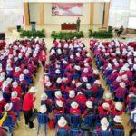 BNNK Bima Bersama Kemendikbud Sosialisasi P4GN untuk Siswa SMP