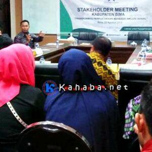 Kabupaten Bima Gencar Adakan Program Nasional Perpustakaan Berbasis Inklusi