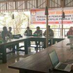 KPU Bima Rakor Persiapan Penetapan Anggota DPRD