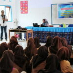 Rangga Babuju Motivasi Berwirausaha Pelajar SMKN 1 Palibelo