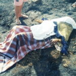 Seorang Kakek Meninggal Terbakar di Pegunungan Kolo