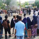 Aksi Tolak RUU, Mahasiswa Bima Teriakan Revolusi