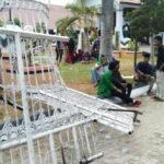 Demonstrasi Tolak Revisi UU KPK dan RKUHP, Mahasiswa Merangsek Masuk Kantor Dewan