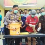 Polres Bima Kota Musnahkan 24 Gram Sabu-Sabu