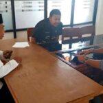 Mengadu ke Pemda, Bacakades Tambe Komplain Hasil Penetapan Panitia