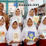 Dinas Perpustakaan dan Kearsipan Dapat Tambahan 3.000 Buku Baru