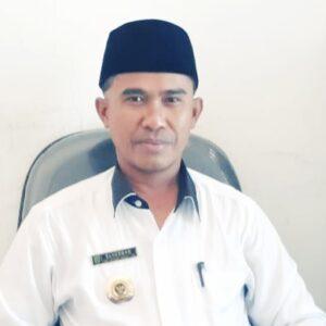 Jelang Pilkades, Pj Kades Kananga Imbau Warga Jaga Keamanan