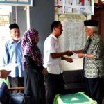 Baznas Bagikan Zakat Konsumtif Bagi 4000 Guru Honorer dan Sukarela