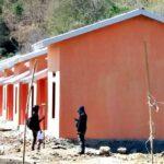 Sebentar Lagi Pekerjaan Rumah di Lahan Relokasi di Kadole Rampung