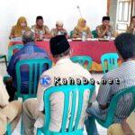 Pemdes Kananga Dapat Pembinaan Penggunaan Dana Desa
