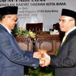 Ketua DPRD Alfian Indrawirawan: Kami Siap Melayani Warga Kota Bima