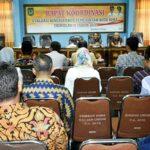 Sekda Buka Rakor Evaluasi Kinerja RKPD Pemkot Bima