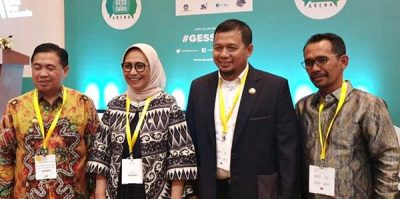 Dukung Kemajuan Tenaga Pendidik, Walikota Bima Raih Anugerah Pendidikan Indonesia