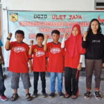 6 Atlet Karate ASKI Kota Berlaga di Sumbawa Open Karate Championship 2019