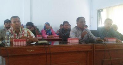 Warga Dara Minta Pimpinan Dewan Segera Keluarkan Rekomendasi Keputusan Pansus Amahami