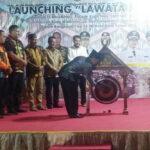 Dinas Pariwisata Launching Lawata Night