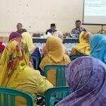 Turunkan Angka Stunting, Dinas Dikbud Bimtek 200 Guru dan OPD