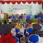 Akbid Surya Mandiri Bima Gladi Bersih Wisuda DIII Kebidanan Angkatan ke-IX
