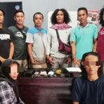 Penyamaran Berhasil, Resmob Ringkus Terduga Bandar Sabu-Sabu 100 Gram