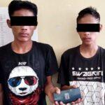 Diduga Spesialis Jambret, 2 Pelajar Ini Ditangkap