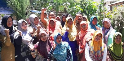 Sukseskan Program KRP, Dinas Ketahanan Pangan Bina Kelompok di Jatibaru