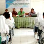 SMAN 3 Kota Bima Helat Kegiatan LDK untuk Pengurus OSIS