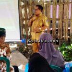 Dinas Perkim dan Kotaku Sosialisasi Konsep Ratu Raga Mantika di Rabadompu Barat