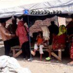Kementerian Sosial Tinjau Lokasi Kebakaran di Desa Renda dan Ngali