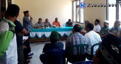 Temui Kata Sepakat, Segel Kantor Desa Maria Akan Dibuka Kembali