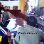 UPT Pertanian Kecamatan Belo Sosialisasi Antisipasi Perubahan Iklim