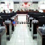 Pimpinan DPRD Kabupaten Bima Ditetapkan