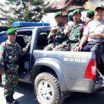 TNI-Polri Patroli di Kelurahan Penatoi dan Penaraga