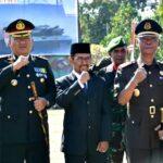HUT ke-74 TNI Tingkat Kota Bima, Ini Penekanan Panglima TNI