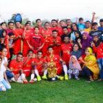 Final Gubernur Cup, Galaxy FC Taklukan Fazardit Dompu Lewat Drama Adu Penalti