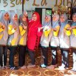10 Siswi SMAN 1 Wawo Jadi Peserta Lomba Qasidah Tingkat Nasional