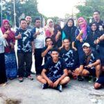 Cukur Dikbud 3-0, Tim Bola Vol Putra SMKN 3 Juara PGRI Cup 2019