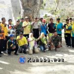Jelang BBGRM, Pemerintah Kecamatan Belo Gelar Penghijauan