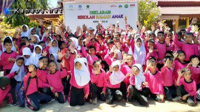 SDN 5 Sila Deklarasi Sekolah Ramah Anak