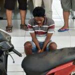 Diduga Penadah Motor Hasil Curian, Pemuda Ini Diproses Hukum