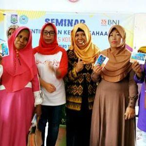 Seminar Parenting dan Kewirausahaan, Pelajar SMAN 5 Diajak Belajar Bisnis